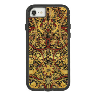 Capa iPhone 8/ 7 Arte floral da tapeçaria de William Morris