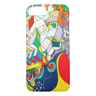 Capa iPhone 8/ 7 Arte Funky legal