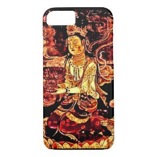 Capa iPhone 8/ 7 Arte Nouveau de Pandora do japonês