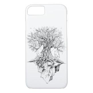Capa iPhone 8/ 7 Árvore de Laputa