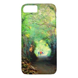Capa iPhone 8/ 7 Árvores do túnel no Camino