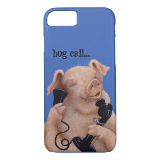"""Capa iPhone 8/ 7 As bolhas telefonam ao cobrir do """"chamada porco… """""""