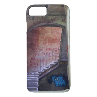 Capa iPhone 8/ 7 As escadas 02,0 arruinam 02.2.3, lugares perdidos,