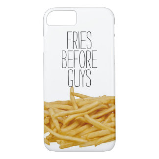 Capa iPhone 8/ 7 As fritadas engraçadas antes do hipster das caras