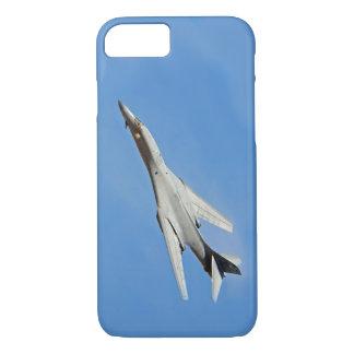 Capa iPhone 8/ 7 Asas do bombardeiro do lanceiro de B-1B varridas
