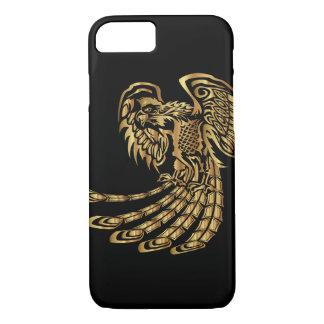 Capa iPhone 8/ 7 Ascensão dourada de Phoenix
