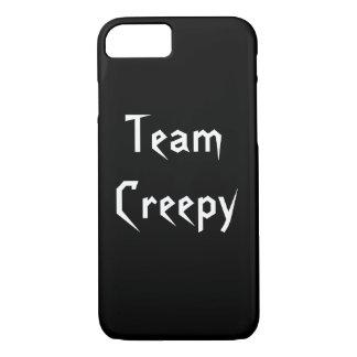 Capa iPhone 8/ 7 © assustador do telefone da equipe