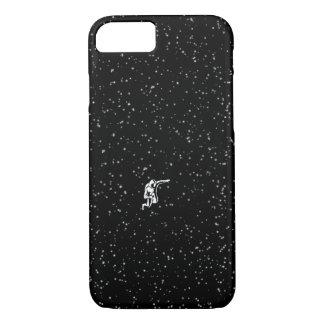 Capa iPhone 8/ 7 Astronauta no espaço