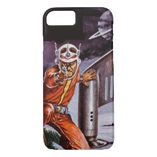 Capa iPhone 8/ 7 Ataque de Marte
