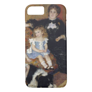 Capa iPhone 8/ 7 Auguste Renoir - senhora Georges Charpentier