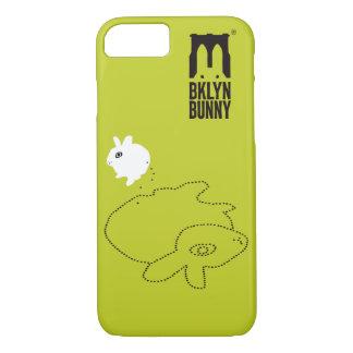 Capa iPhone 8/ 7 Auto-Pootrait de Roebling pelo coelho de Brooklyn