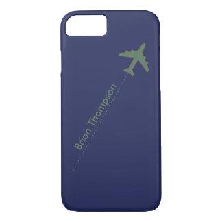Capa iPhone 8/ 7 aviador personalizado