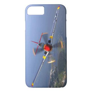 Capa iPhone 8/ 7 Aviões de lutador do mustang P-51