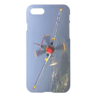 Capa iPhone 8/7 Aviões de lutador do mustang P-51