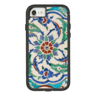 Capa iPhone 8/ 7 azulejo do iznik do palácio de Topkapi