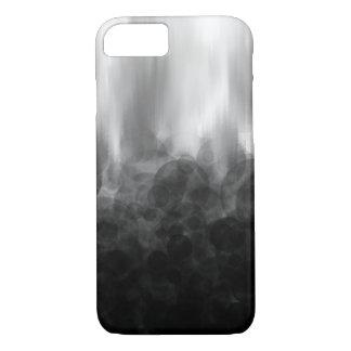 Capa iPhone 8/ 7 B&W manchou o borrão - iPhone de Apple 8/7 de caso