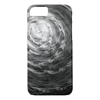 Capa iPhone 8/ 7 B&W Spiral3 orgânico - iPhone de Apple 8/7 de caso