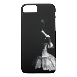 Capa iPhone 8/ 7 Bailarina eu telefono ao caso 7