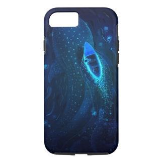 Capa iPhone 8/ 7 Baleia e barco