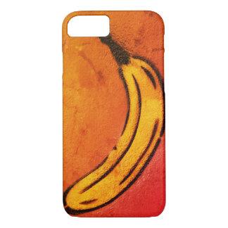 Capa iPhone 8/ 7 Banana da arte da rua