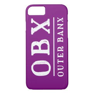 Capa iPhone 8/ 7 BANCOS EXTERIORES exteriores North Carolina de OBX