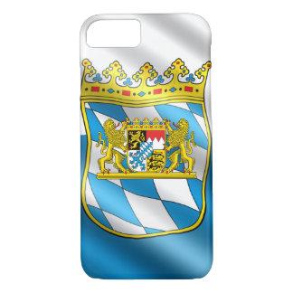 Capa iPhone 8/ 7 Bandeira bávara