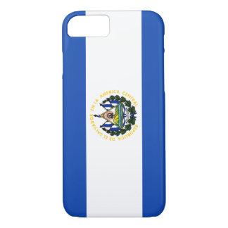 Capa iPhone 8/ 7 Bandeira de El Salvador