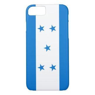 Capa iPhone 8/ 7 Bandeira de Honduras