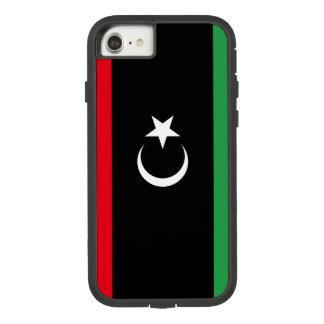 Capa iPhone 8/ 7 Bandeira de Líbia
