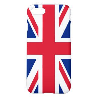 Capa iPhone 8/7 Bandeira de Reino Unido Reino Unido