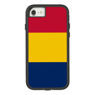 Capa iPhone 8/ 7 Bandeira de República do Tchad