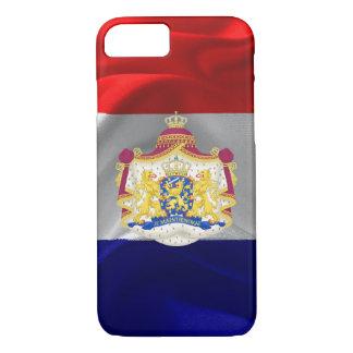 Capa iPhone 8/ 7 Bandeira holandesa