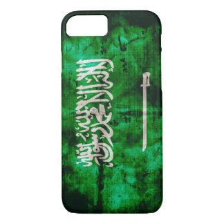 Capa iPhone 8/ 7 Bandeira legal do saudita