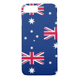 Capa iPhone 8/ 7 Bandeira nacional de Austrália