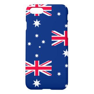 Capa iPhone 8/7 Bandeira nacional de Austrália