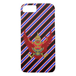 Capa iPhone 8/ 7 Bandeira tailandesa das listras