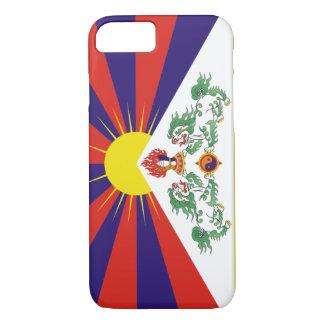 Capa iPhone 8/ 7 Bandeira tibetana