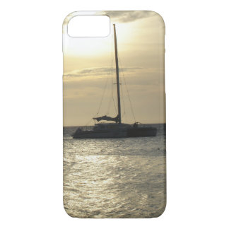 Capa iPhone 8/ 7 Barcos de pesca tropicais