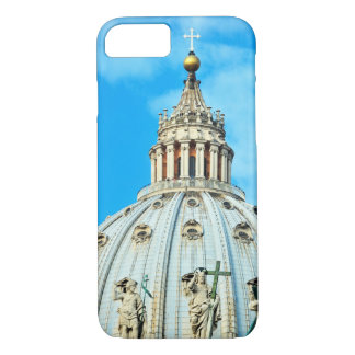 Capa iPhone 8/ 7 Basílica de São Pedro (dia)