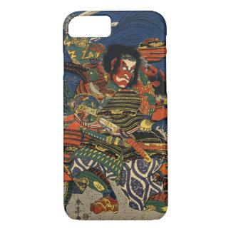 Capa iPhone 8/ 7 Batalha 1819 dos guerreiros do samurai