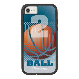 Capa iPhone 8/ 7 BBall #2 na cerceta