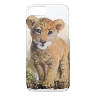 Capa iPhone 8/ 7 Bebê do leão