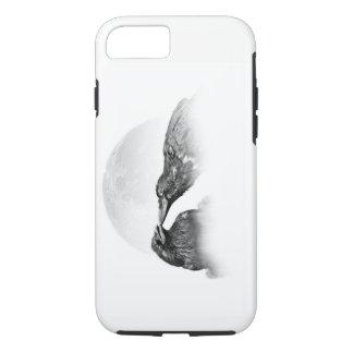 Capa iPhone 8/ 7 beijo sob a lua