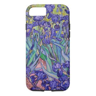 Capa iPhone 8/ 7 Belas artes de Vincent van Gogh das íris