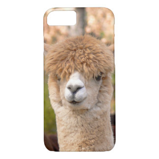 Capa iPhone 8/ 7 Belle do caso do iPhone 6 da alpaca