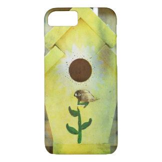Capa iPhone 8/ 7 Birdhouse por Shirley Taylor