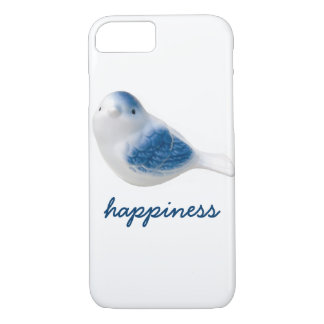 Capa iPhone 8/ 7 Bluebird da felicidade