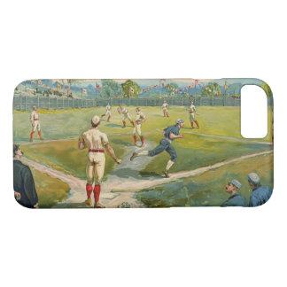 Capa iPhone 8/ 7 Bola de mosca 1887