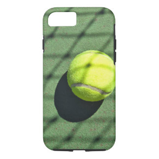 Capa iPhone 8/ 7 bola de tênis com sombra líquida