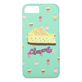 Capa iPhone 8/ 7 Bolo de queijo & cupcakes